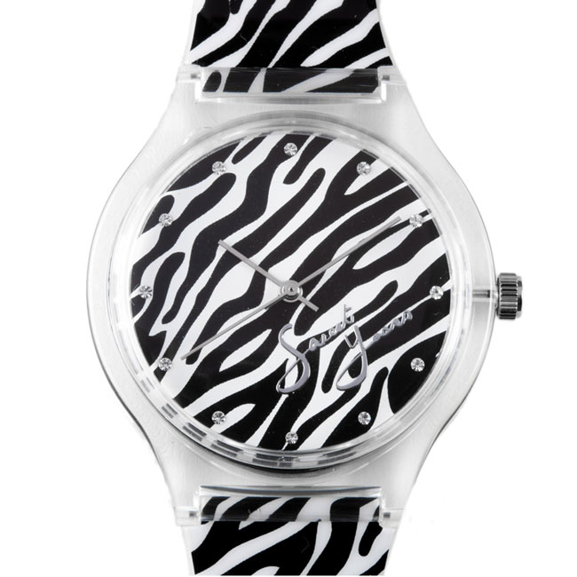 SWEET YEARS YOUNG OROLOGIO UNISEX ZEBRE SYSW009